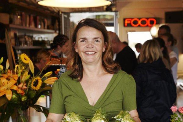 Angela Redfern, Ripe Deli