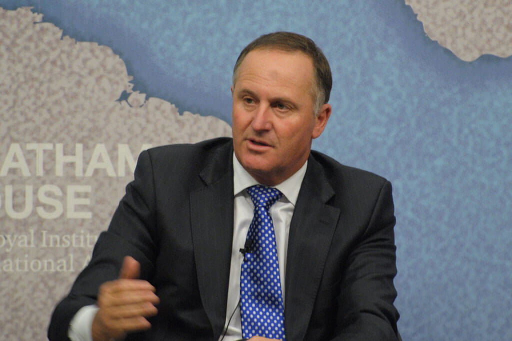 Insights from Sir John Key