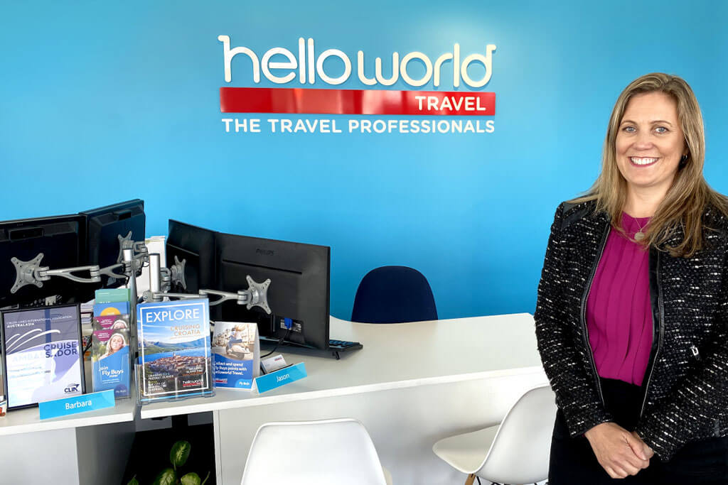 Mary Buckley from HelloWorld