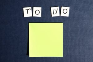 To do list to outsource work