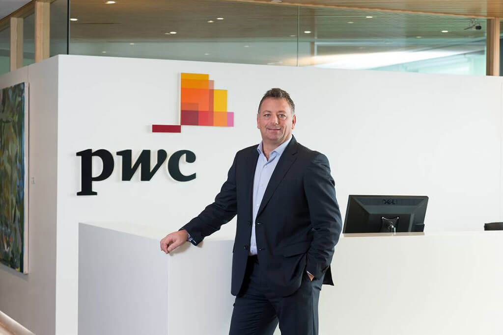 PwC New Zealand CEO Mark Averill